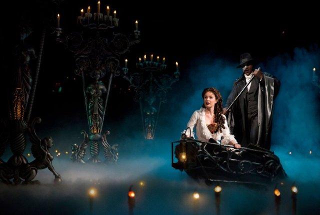 Phantom of the Opera – Majestic Theater, New York, USA – 2014 II