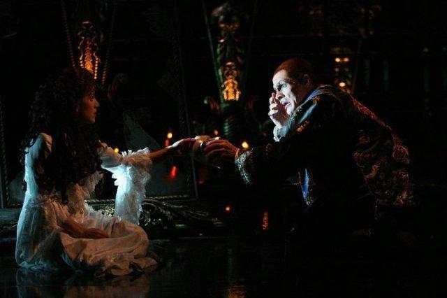 Phantom of the Opera – Majestic Theater, New York, USA – 2014