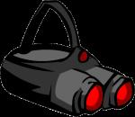 infrarøde nattbriller