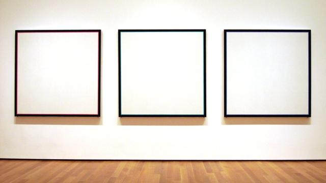 minimalisme tar mye plass